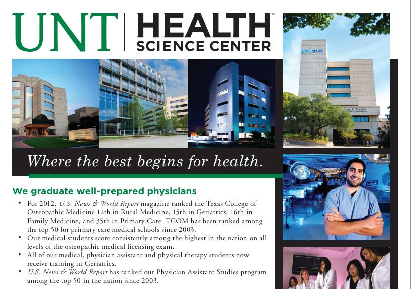 UNT Health