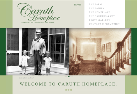 Caruth Homeplace