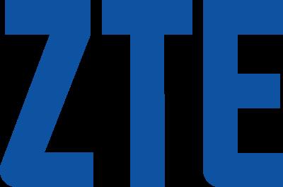 zte blue logo