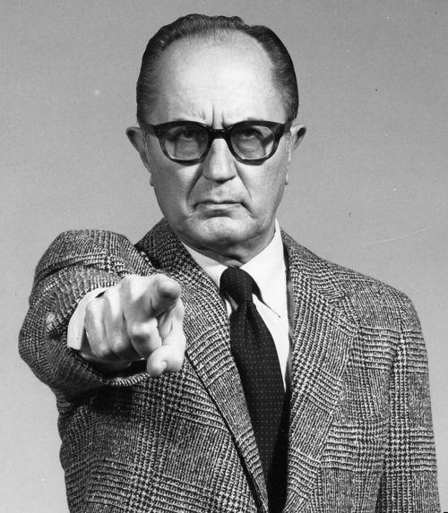 Dr. Donald W. Seldin