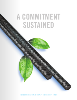 CMC Sustainability Report