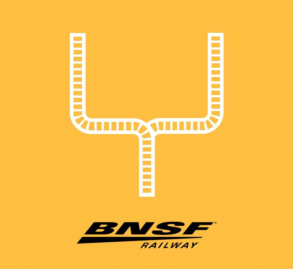 BNSF Track goal post